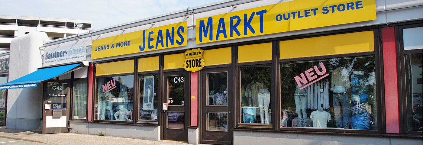 JEANS MARKT Outlet Store