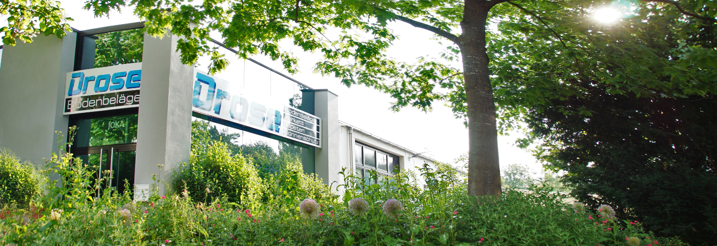 Gewerbepark Regensburg Drose Wohndesign