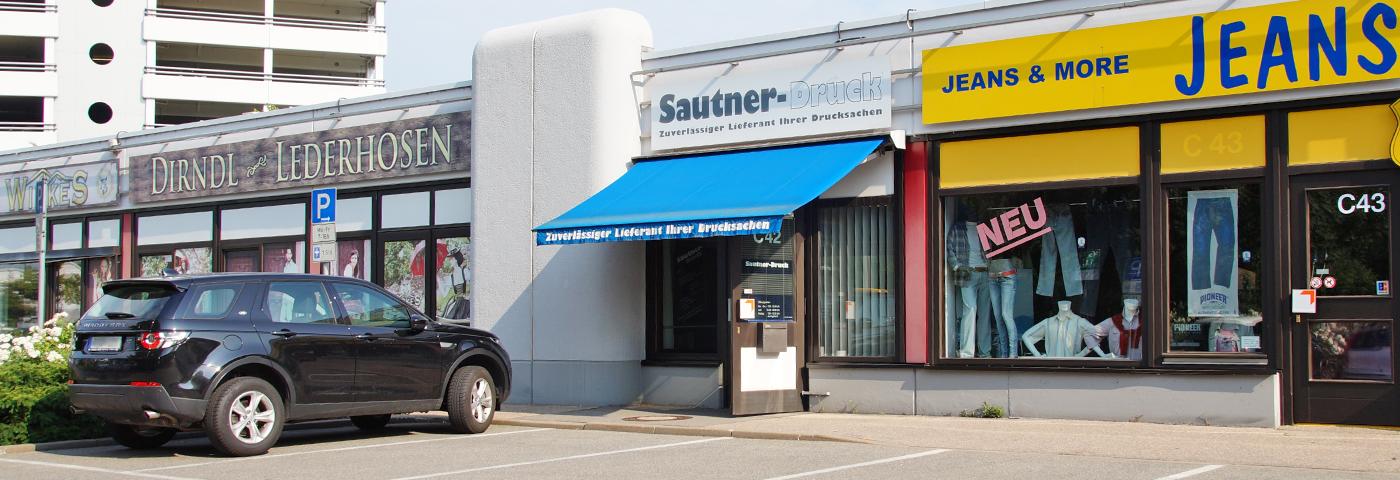 Gewerbepark Regensburg Sautner Druck